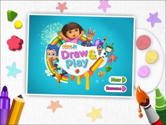 Nick Jr Draw & Play HD - AppRecs