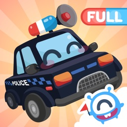 Cars & Trucks, Bus Puzzle Game