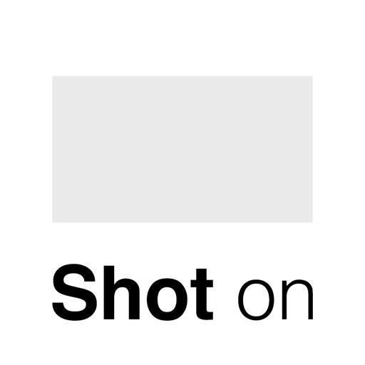 SHOTON : Shot on for iPhone iOS App