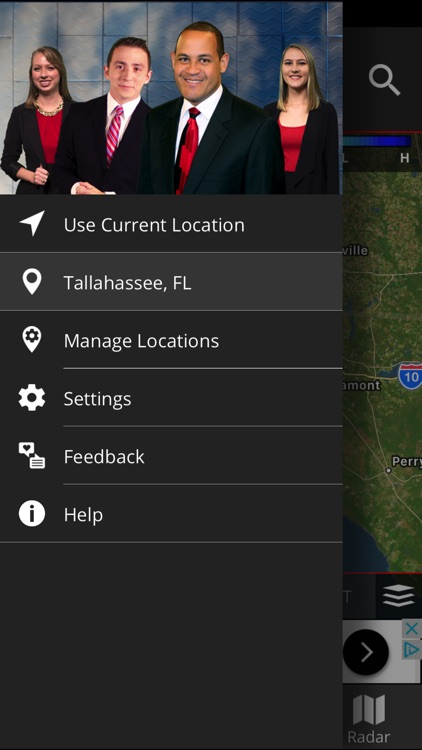 WTXL First Alert Weather screenshot-4