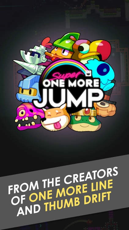 Super One More Jump screenshot-0