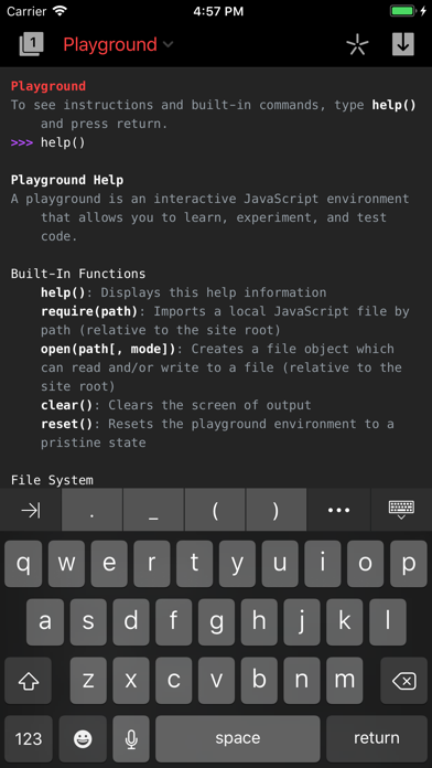 iTextEditors - iPhone and iPad text/code editors and writing tools