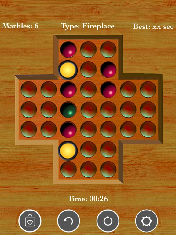 Brainvita Peg Solitaire screenshot 10