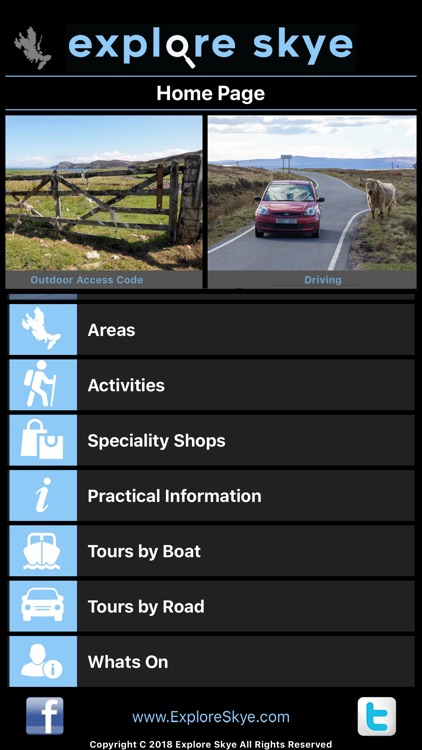 Explore Skye - Visitors Guide screenshot-1