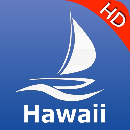 Hawaii GPS Nautical Charts Pro