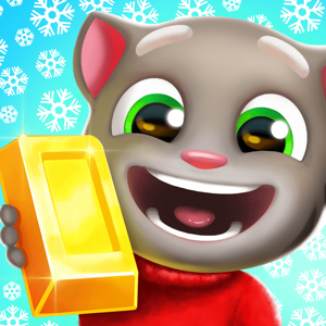 Talking Tom Gold Run Games app