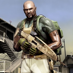 Real Sniper Shooting Combat