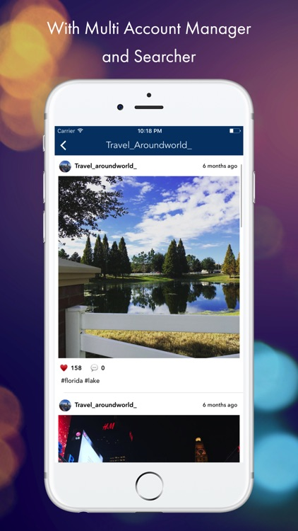 Repost Story for Instagram