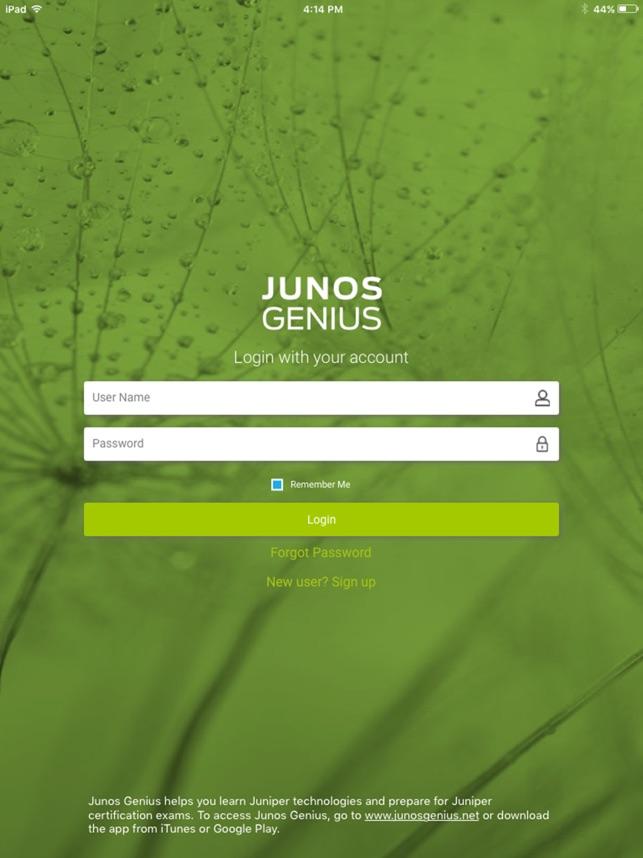 Junos Genius On The App Store