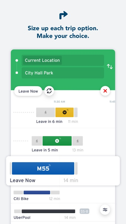 Transit • Bus & Subway Times screenshot-3