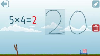 Second Grade Math Trainer screenshot 3
