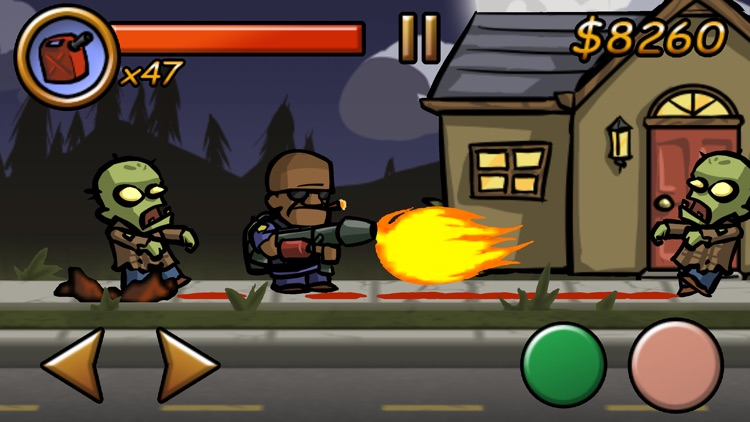 Zombieville USA screenshot-2