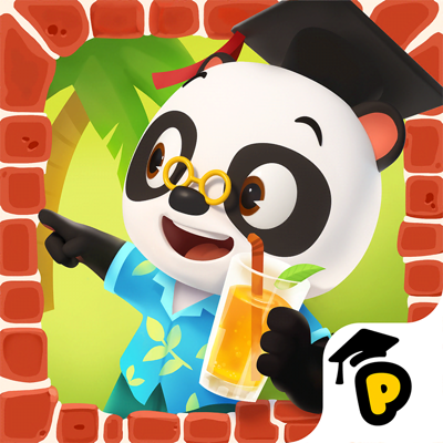 Dr. Panda Ciudad: Vacaciones app