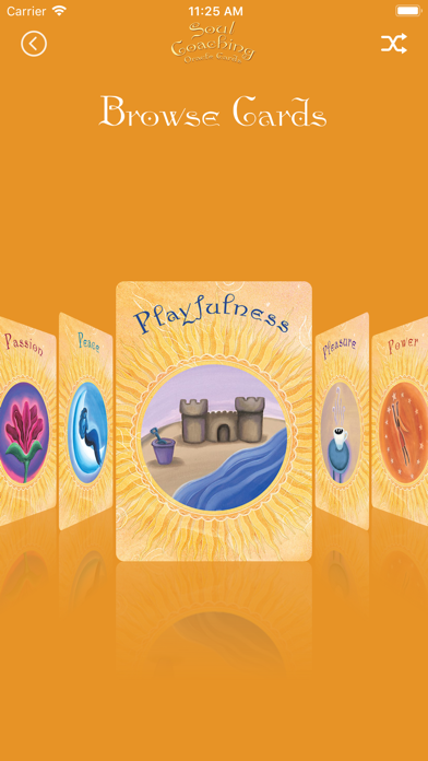 Soul Coaching Oracle Cards screenshot 5