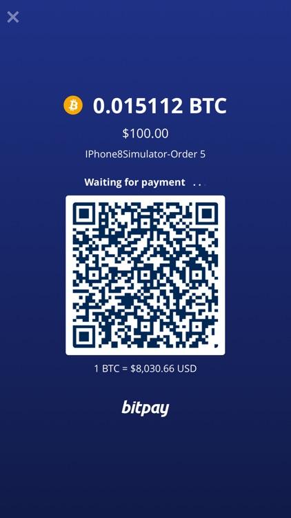 BitPay Checkout screenshot-3