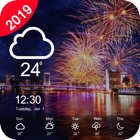 New Year Eve Weather App icon