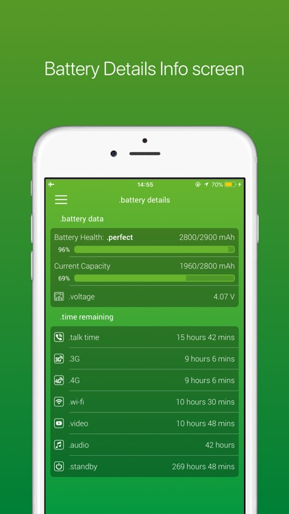 Battery Health - Your Doctor