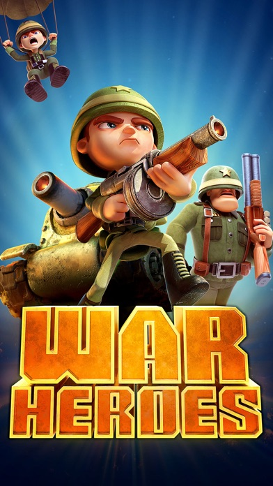 War Heroes Strategy Card Games screenshot 1