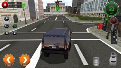 City Street Car Driving screenshot two