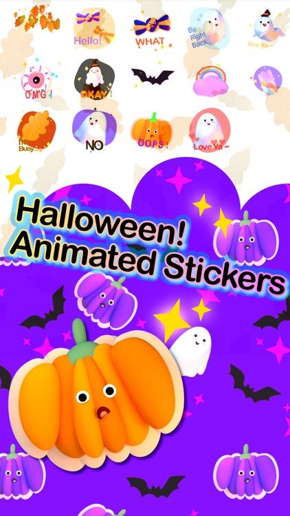 Halloween! Animated Stickers screenshot-4