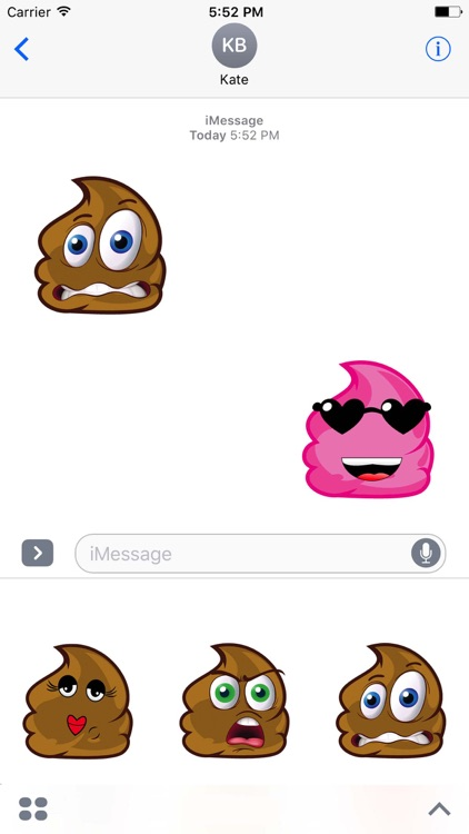 Poopy Emoji screenshot-1