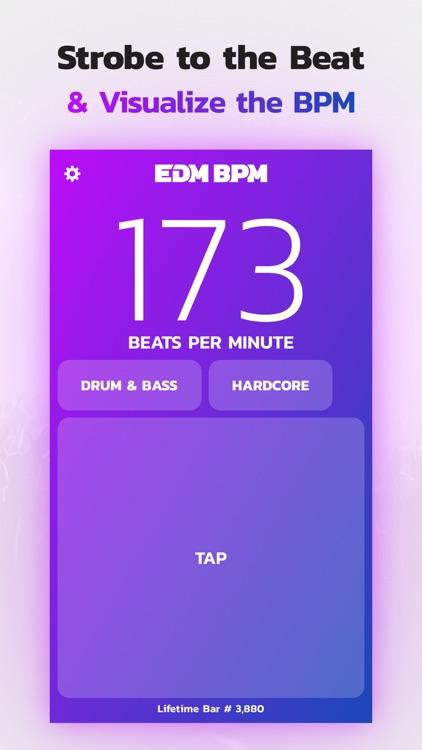 EDM BPM - BPM Counter screenshot-3