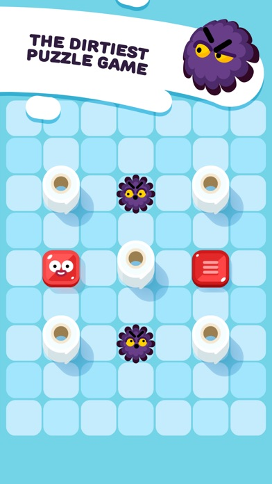 Soap Dodgem Challenging Puzzle screenshot 1