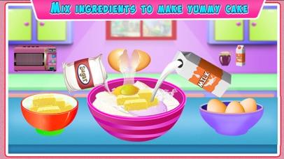 Ice Cream Cake Bakery Shop screenshot three