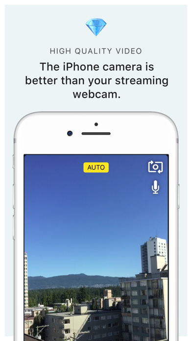 Camera for OBS Studio by Will Townsend (iOS, United States
