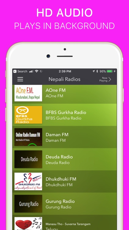 Nepali FM Radios screenshot-4