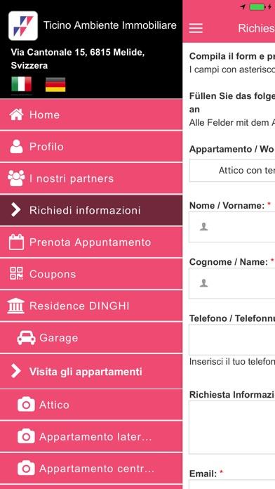 Ticino Ambiente ImmobiliareScreenshot von 1