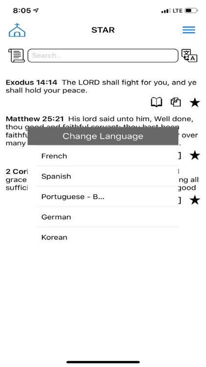 EBA -Effortless Bible Analysis screenshot-4