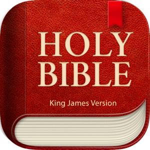 KJV Bible: Audio, Offline Books app