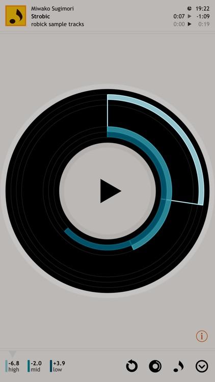 robick Audio Player screenshot-3