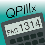 Qualifier Plus IIIx -- Advanced Residential and Commercial Investment Real Estate Finance Calculator icon