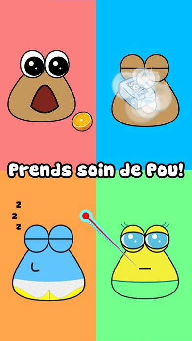 Screenshot for Pou in France App Store