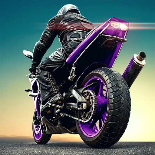 Top Bike: Drag Racing & Fast Moto Rider 3D icon