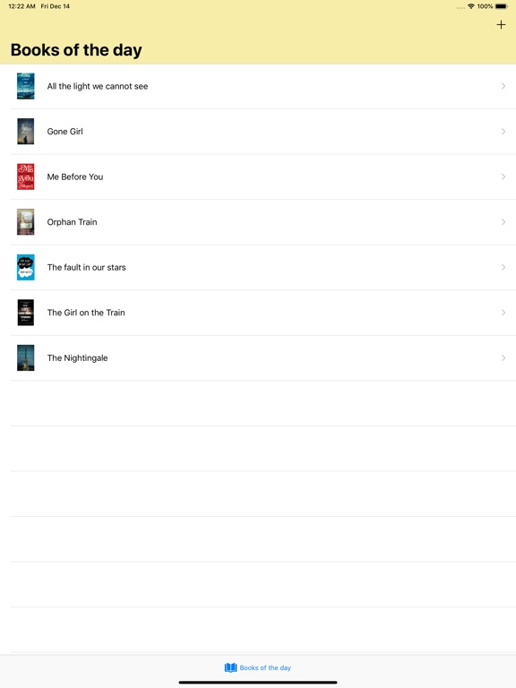 Books of the day Screenshots