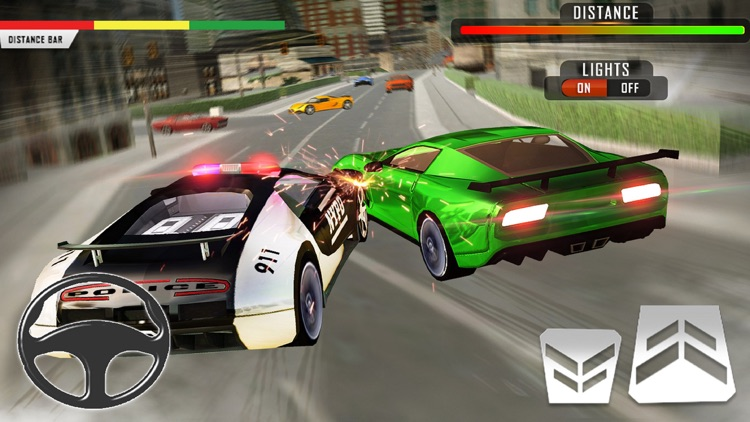 City Police Car Driver Game