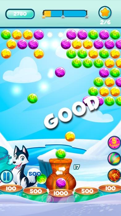 犬のおもしろ!グミドロップスクリーンショット3