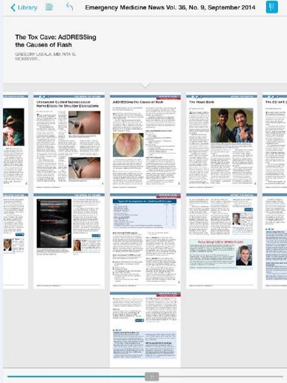 Emergency Medicine News screenshot-3