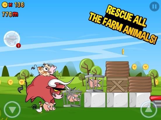 Screenshot #5 for Run Cow Run