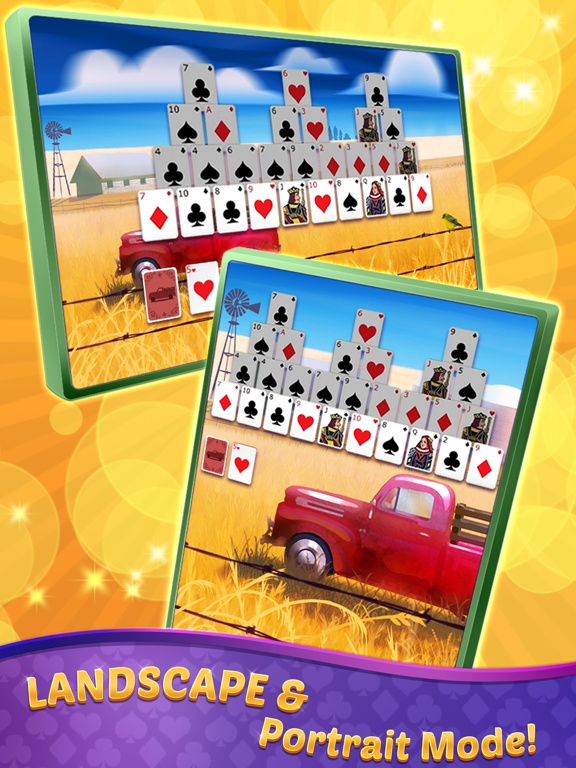 TriPeaks Solitaire with Themes screenshot 8
