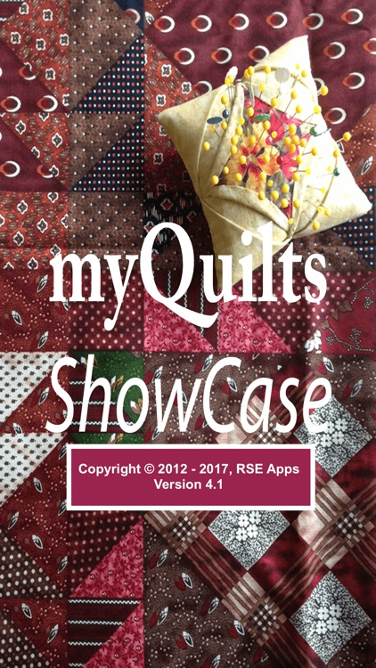 myQuilts screenshot-0