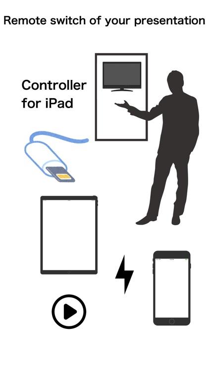 Presentation Remote Projector
