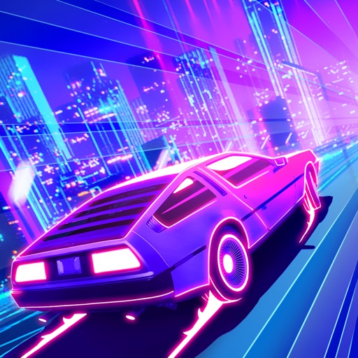 Retro Music Racing