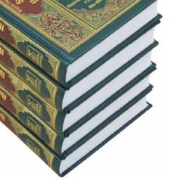 Set of 4 Hadith Books ( Sahih Bukhari & Muslim Authentic book of Islam ) ( Ramadan Islamic Apps )