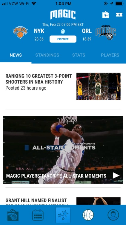 Orlando Magic Mobile screenshot-4