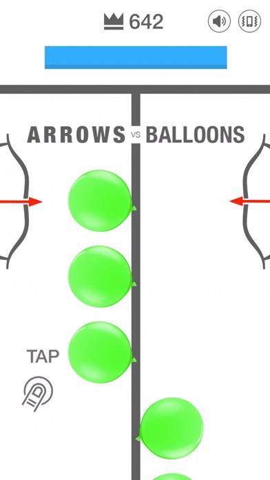 Arrows vs Balloons screenshot 4