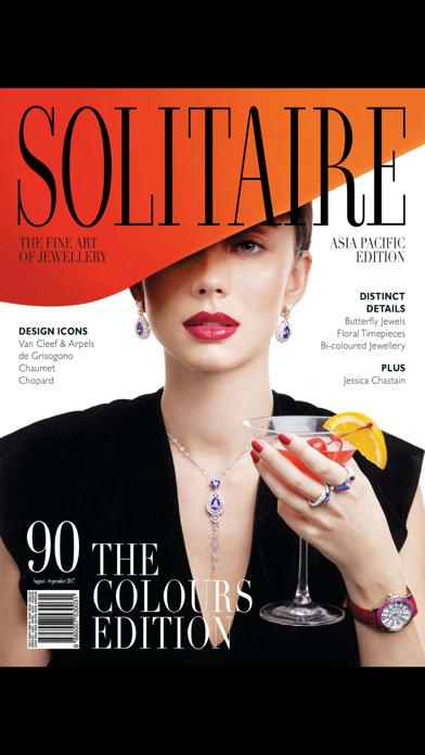 Solitaire MagazineScreenshot of 3